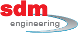 SDM engineering logo