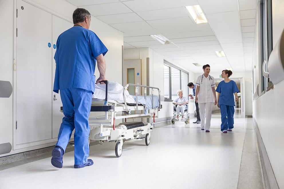 Ziekenhuizen